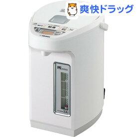 象印 VE電気まほうびん 優湯生 CV-WB30-WA ホワイト(1台)【象印(ZOJIRUSHI)】