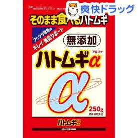 山本漢方 ハトムギα(250g)【山本漢方】