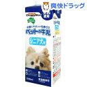 ドギーマン ペットの牛乳 シニア犬用(1L)【ドギーマン(Doggy Man)】