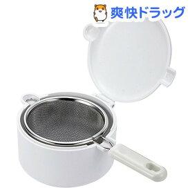 イージーウォッシュ 食洗機対応二重アミ茶こしセット 容器付 C-8637(1セット)【イージーウォッシュ】
