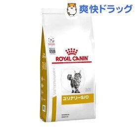 ロイヤルカナン 食事療法食 猫用 ユリナリー S/O(500g)【ロイヤルカナン療法食】