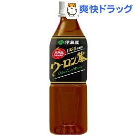伊藤園 ウーロン茶(500ml*24本入)[烏龍茶]