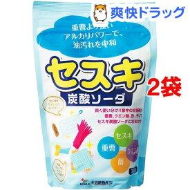 木曽路物産 セスキ炭酸ソーダ 64297(300g*2コセット)