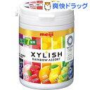 キシリッシュ レインボーアソート ボトル(117g)【キシリッシュ】