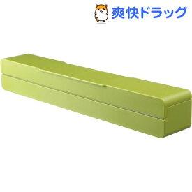 マグネットラップケース アクア L グリーン(1コ入)【山崎実業】