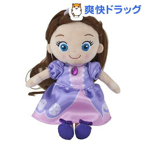 マイフレンドプリンセス ヘアメイクプラッシュドール ちいさなプリンセスソフィア(1セット)【ディズニー(玩具)】