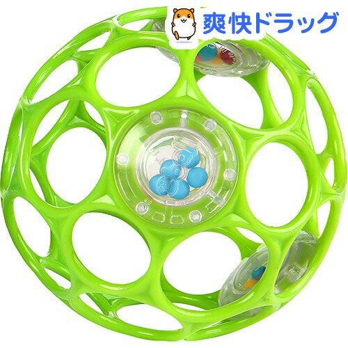 オーボール ラトル・ライム(1コ入)【オーボール】