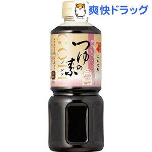 糖質70%オフつゆの素ゴールド(500ml)【にんべん】