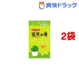 猫の時間 猫草の種(150g*2コセット)【猫の時間】