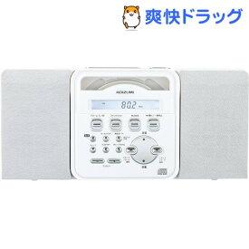 コイズミ CDシステム SAD-4338/W(1台)【コイズミ】