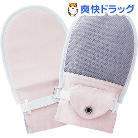 フドーてぶくろNo.5 ピンク L 105838(1組)【竹虎(タケトラ)】