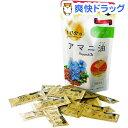 Mother's Market 1日分のアマニ油((3g*30袋))