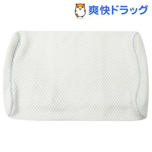 フランスベッド エアレートピロー枕カバー ホワイト(1コ入)【フランスベッド】