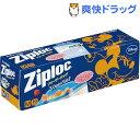 ジップロック フリーザーバッグ M ミニーマウス(16枚入)【soukai_0209】【Ziploc(ジップロック)】[ディズニー Disney …