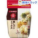 日清 お菓子百科 蒸しパンミックス(400g)【お菓子百科】