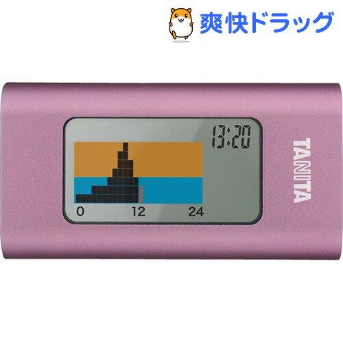 タニタ 活動量計 カロリズムスマート ピンク AM-121-PK(1台)【タニタ(TANITA)】