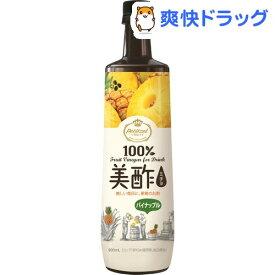 美酢(ミチョ) パイナップル(900ml)【CJ】