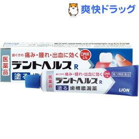 【第3類医薬品】デントヘルスR(20g)【z8d】【x9r】【デントヘルス】