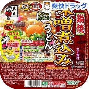 五木食品 鍋焼味噌煮込みうどん(249g)