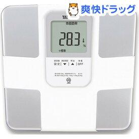 タニタ 体組成計 ホワイト BC-761-WH(1台)【タニタ(TANITA)】