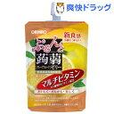 ぷるんと蒟蒻ゼリー スタンディング マルチビタミン(130g*8コ入)【ぷるんと蒟蒻ゼリー】