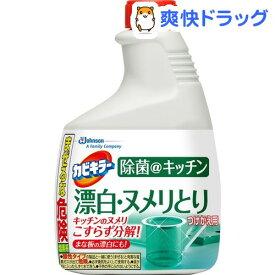カビキラー 除菌@キッチン 漂白・ヌメリとり 付替(400g)【カビキラー】