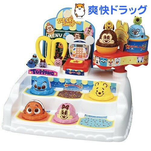 ディズニー マジカルモール おしゃべりたくさん☆ くるりんアイスクリームショップ(1セット)【ディズニー(玩具)】