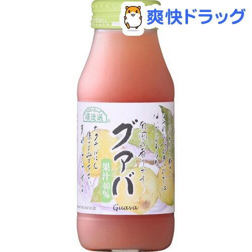 マルカイ 順造選 グァバ 果汁40%(180mL)【順造選】