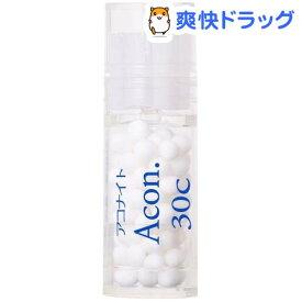 ホメオパシージャパン レメディー Acon. 30C(2.6g)【ホメオパシージャパンレメディー】