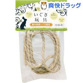 いぐさ玩具 ロープS 2M(1個)【ペティオ(Petio)】