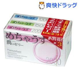 コンドーム めちゃうす アソート(12コ*3コ入)【めちゃうす】[避妊具]