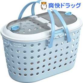 キティキャリー ブルー CT-328(1コ入)【マルカン(ペット)】