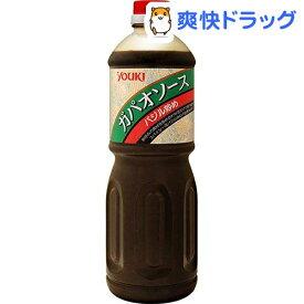 ユウキ食品 業務用 ガパオソース バジル炒め(1.2kg)