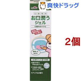 ケアハート 口腔専科 お口潤うジェル(80g*2個セット)【ケアハート】