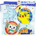 ポケットモンスター モンスターコレクション バスタオル ミニ CG453200(1枚入)【ポケットモンスター モンスターコレクション】