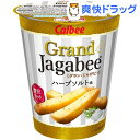 【訳あり】グラン・じゃがビー ハーブソルト味(38g)【じゃがビー(Jagabee)】