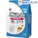 メディファス 室内猫用 1歳から チキン&フィッシュ味(450g*6袋入)【メディファス】【送料無料】
