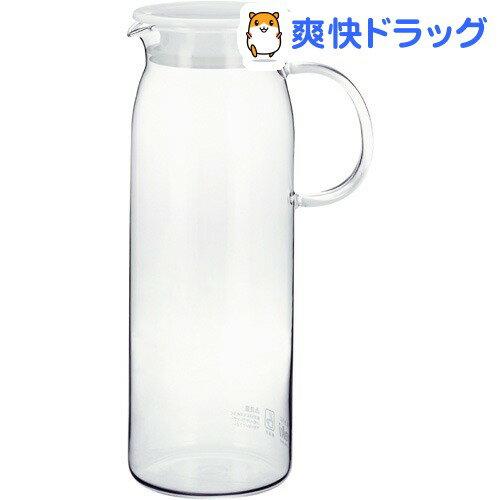 イワキ ジャグ・1000 ホワイト K294-W(1コ入)【イワキ(iwaki)】