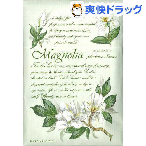 ウィローブルック フレッシュセンツL マグノリア L(115mL)【ウィローブルック】