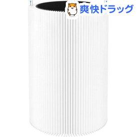 ブルーエア 空気清浄機 ブルーピュア411用 パーティクル+カーボンフィルター 100929(1コ入)