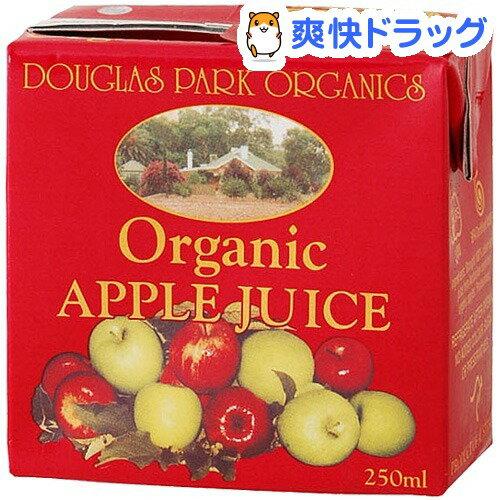 むそう商事 オーガニックアップルジュース(250mL)