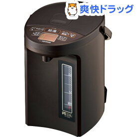 象印 VE電気まほうびん 3.0L CV-GB30-TA ブラウン(1台)【象印(ZOJIRUSHI)】