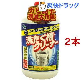 洗たく槽クリーナー(550g*2コセット)