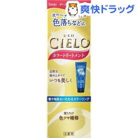 シエロ カラートリートメント ダークブラウン(180g)【シエロ(CIELO)】[白髪隠し]