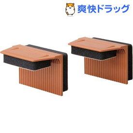 エレコム 耐震ダンパー 家具転倒防止器具 TS-F001(2個入)【エレコム(ELECOM)】