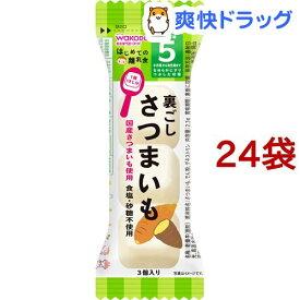 和光堂 はじめての離乳食 裏ごしさつまいも(2.3g*24袋セット)【はじめての離乳食】
