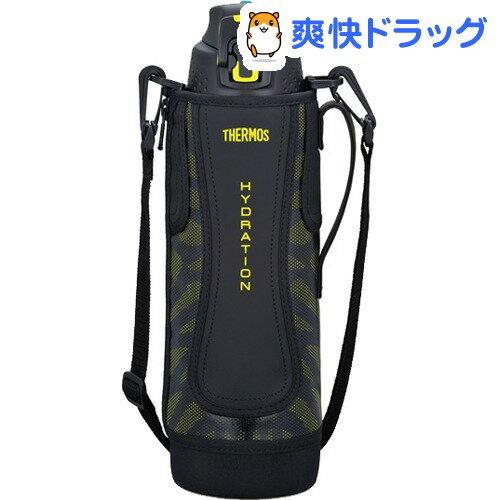サーモス 真空断熱スポーツボトル 1.5L FFZ-1501F BKY ブラックイエロー(1コ入)【サーモス(THERMOS)】【送料無料】