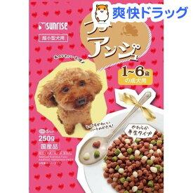 サンライズ プチアンジュ 超小型犬 1〜6歳の成犬用(250g)【プチアンジュ】[ドッグフード]