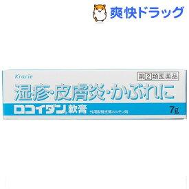 【第(2)類医薬品】ロコイダン軟膏(7g)【ロコイダン】