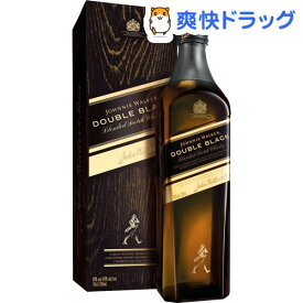 キリン ジョニーウォーカー ダブルブラック(700ml)